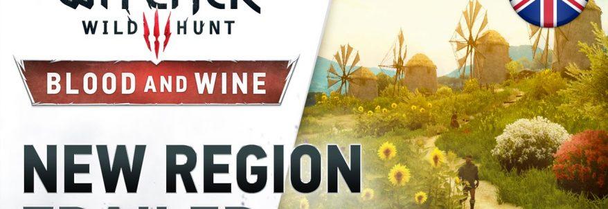 Regiunea Toussaint din The Witcher 3: Blood and Wine prezentată