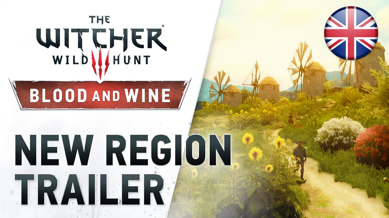 Regiunea Toussaint din The Witcher 3: Blood and Wine prezentată