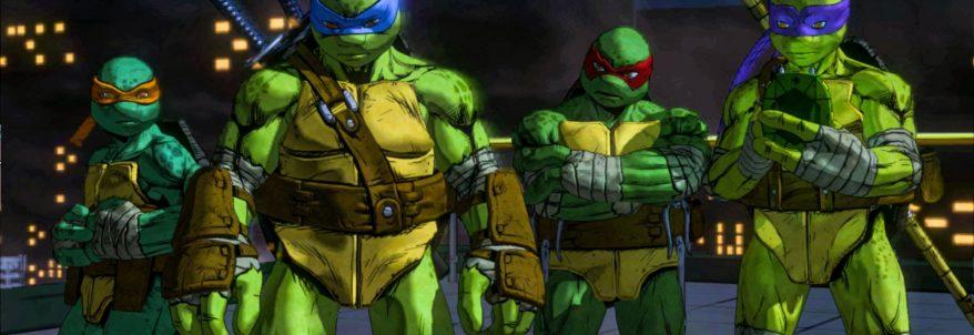 Teenage Mutant Ninja Turtles: Mutants in Manhattan - Announce Trailer