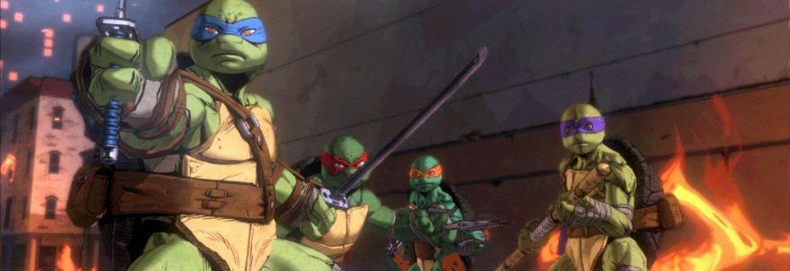 Teenage Mutant Ninja Turtles: Mutants in Manhattan s-a lansat oficial