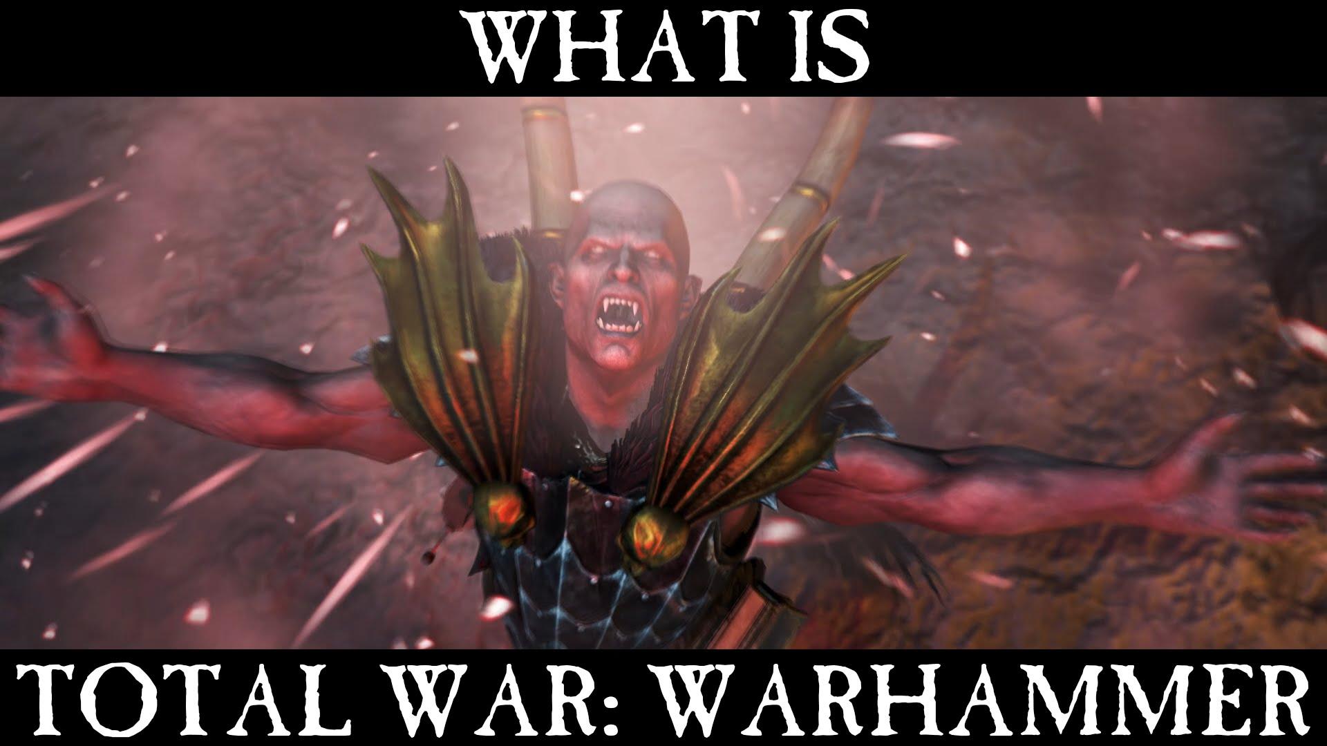 Total War: Warhammer ne introduce în lumea jocului
