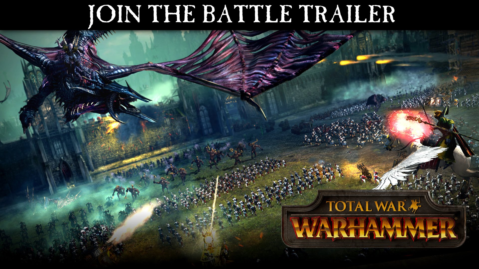 Total War: Warhammer primește trailer de lansare