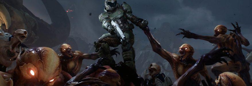 Trailerul de lansare pentru Doom a fost publicat