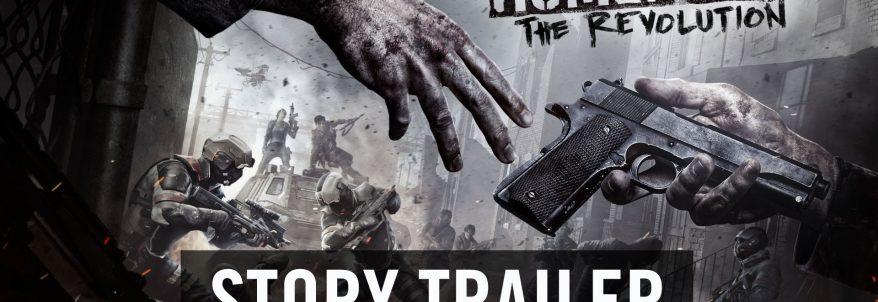 Trailerul Homefront: The Revolution prezintă povestea jocului
