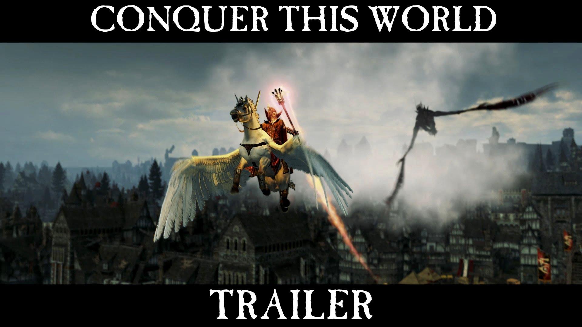Trailerul Total War: Warhammer vă invită să cuceriți lumea