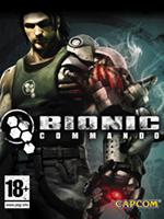 Bionic Commando PC Box Art Coeprta