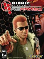 Bionic Commando Rearmed PC Box Art Coperta
