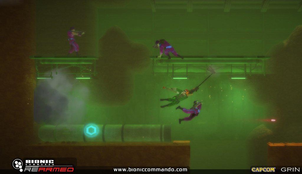 Imagini Bionic Commando: Rearmed