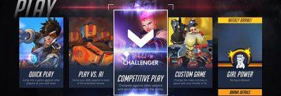 Modul competitiv pentru Overwatch va reveni luna aceasta
