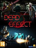 Dead Effect PC Box Art Coperta