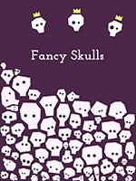 Fancy Skulls PC Box Art Coperta