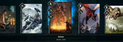 Imagini Gwent: The Witcher Card Game