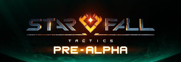 Snowforged Entertaiment anunță testul Pre-Alpha pentru Starfall Tactics