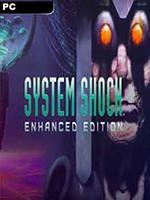 System Shock Enhanced Edition PC Box Art Coperta