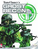 Tom Clancy Ghost Recon PC Box Art Coperta