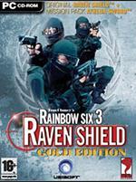 Tom Clancy's Rainbow Six 3 Gold Edition PC Box Art Coperta
