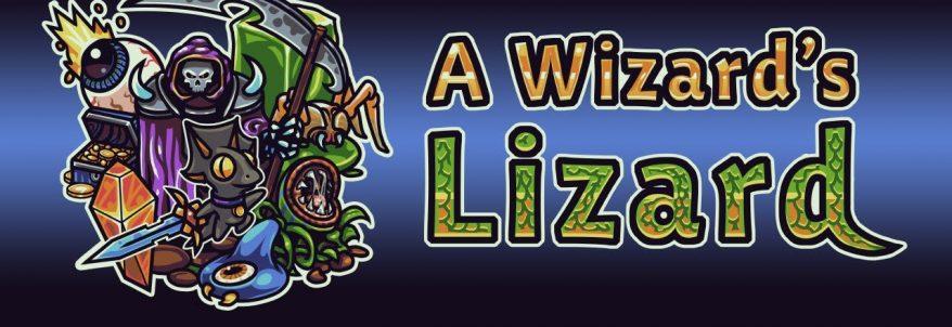 A Wizard's Lizard - Steam Launch Trailer