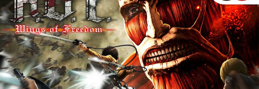 Attack on Titan: Wings of Freedom - E3 Trailer