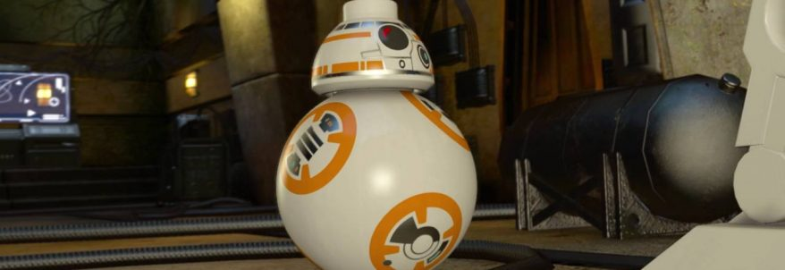 BB-8 este starul celui mai nou clip LEGO Stars Wars: The Force Awakens