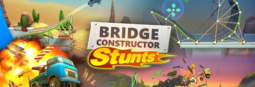 Bridge Constructor Stunts - iOS Trailer