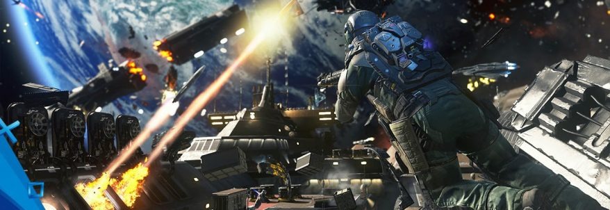 Call of Duty: Infinite Warfare – Gameplay E3 2016