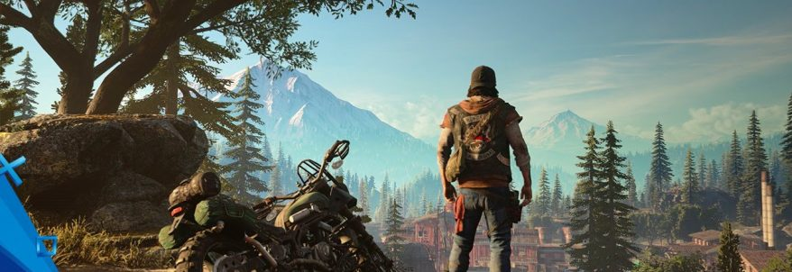 Days Gone – E3 2016 Gameplay Demo