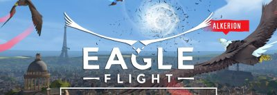 Eagle Flight – VR Multiplayer Gameplay E3 2016