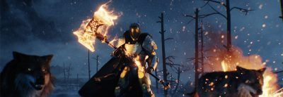 Expansiunea Destiny: Rise of Iron se va lansa doar pe PlayStation 4 și Xbox One