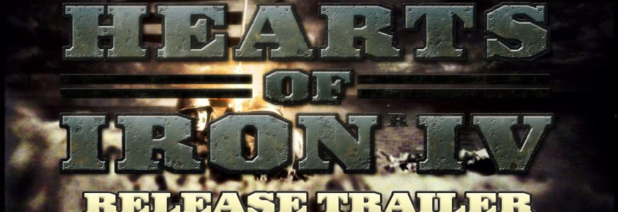 Hearts of Iron 4 s-a lansat oficial
