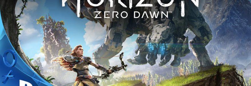 Horizon Zero Dawn primește un nou trailer și o nouă dată de lansare