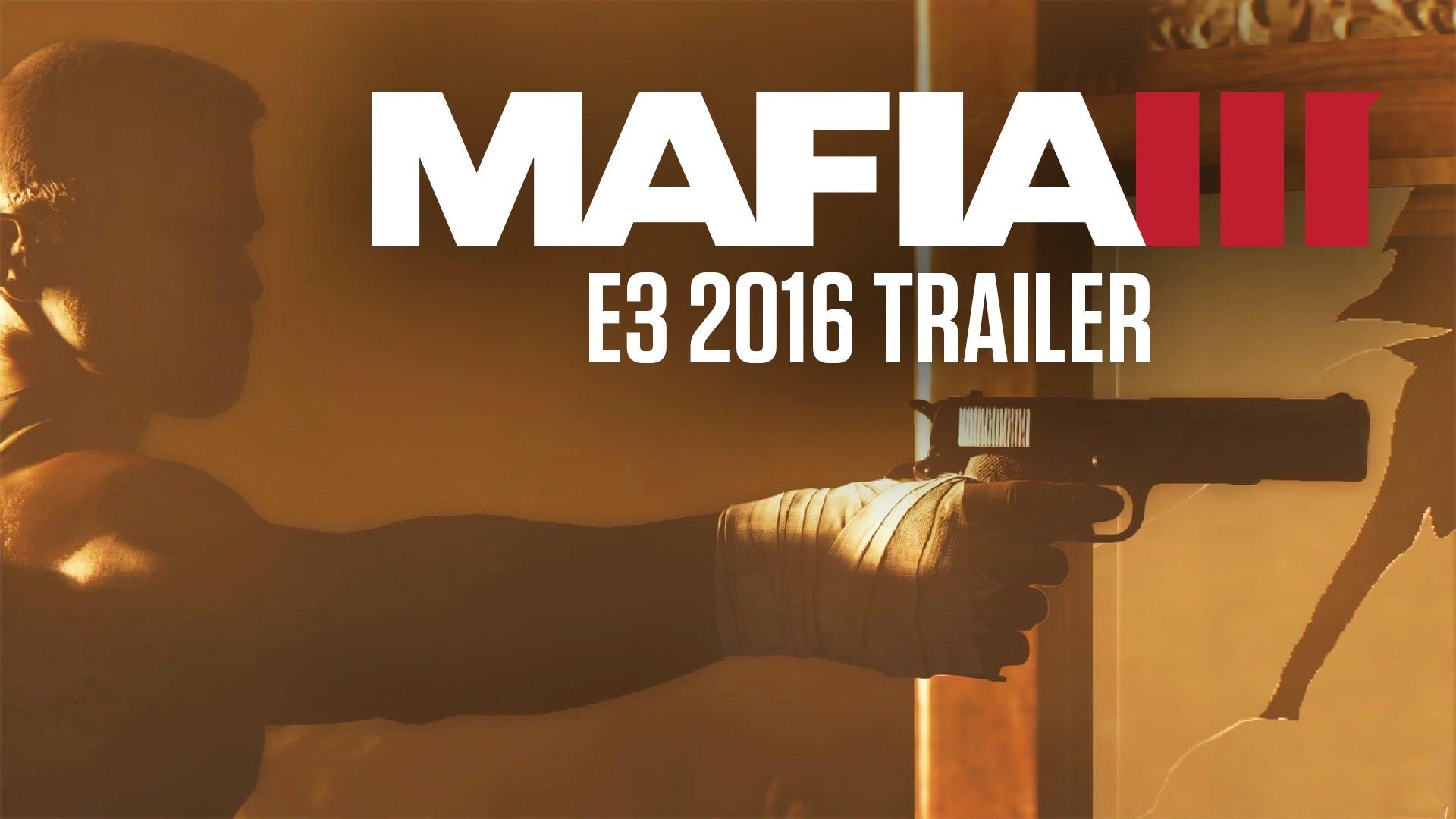 Mafia III prezent la E3 2016 cu un nou trailer