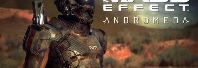 Mass Effect Andromeda prezentat la E3 2016