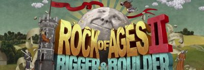 Rock of Ages II: Bigger And Boulder anunțat pentru PC, PlayStation 4, Xbox One