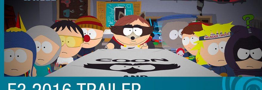 South Park: The Fractured But Whole a primit videoclip la E3 2016