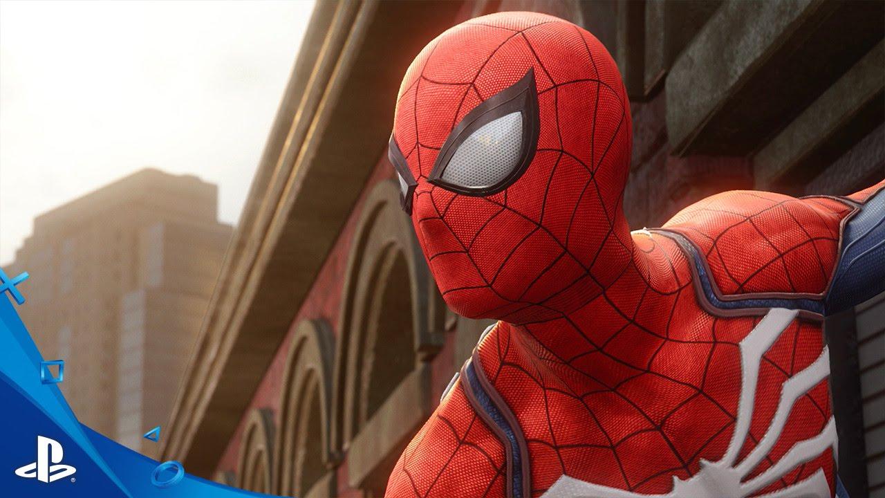 Spider-Man dezvăluit la E3 2016 pentru PS4