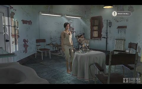 Syberia 3 - E3 2016 Gameplay
