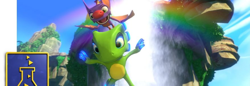 Yooka-Laylee - E3 2016 Trailer