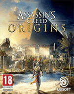 Assassins Creed Origins Box Art