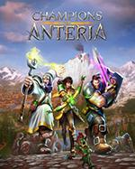 Champions of Anteria Box Art