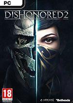 Dishonored 2 PC Box Art Coperta