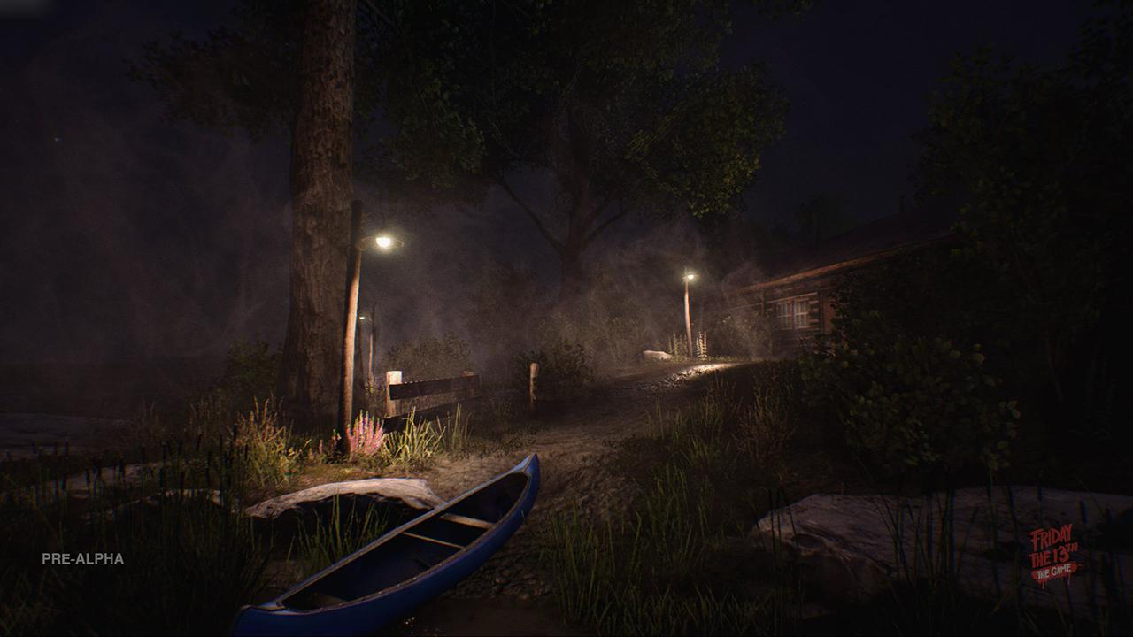 Imagini Friday the 13th: The Game