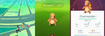 Imagini Pokemon GO