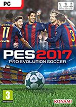 Pro Evolution Soccer 2017 PC Box Art Coperta