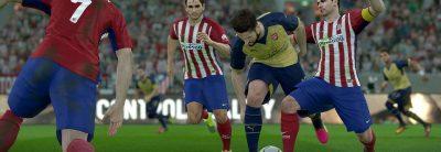 Imagini Pro Evolution Soccer 2017