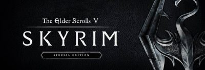 The Elder Scrolls V Skyrim Special Edition Logo