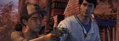 The Walking Dead A Telltale Games Series - Season Three Logo
