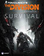 Tom Clancys The Division Survival Box Art