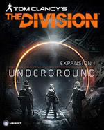 Tom Clancys The Division Underground Box Art