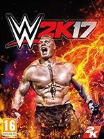 WWE 2K PC Box Art Coperta