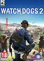 Watch Dogs 2 PC Box Art Coperta